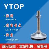 AH锻造碳钢TPU调节脚系列